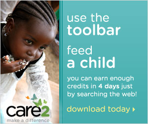 Download the Care2 toolbar