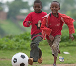 Give a Child a Soccer Ball