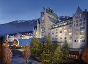 Chateau Whistler, B.C. Canada