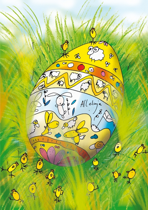 Easter egg care2 ecards free online animated greeting cards trending petition topics m4hsunfo