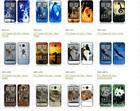 Buy HTC EVO 4g Shift Skin Cover at low rates