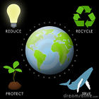 Reduce, Recycle, Protect & Save