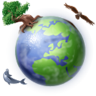 Earth Icon 256pix