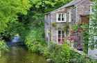 Old English Cottage on River Thumb