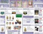 To find out soy candles in different scents and code visit http://www.candles1.com.au/