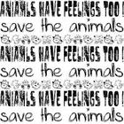 Animals have feelings too!