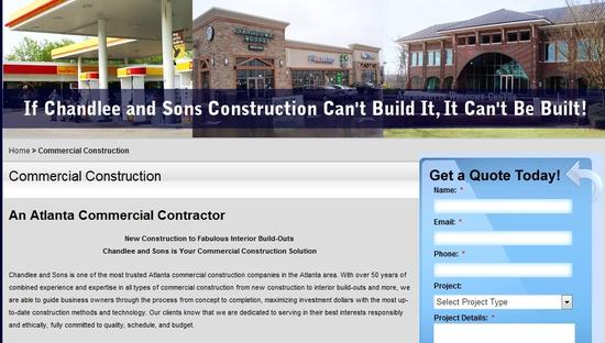 : Visit Search residential construction in a different manner through web. www.chandleeandsonsconstruction.com