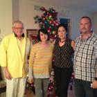 Thanksgiving, Sissy,Me, Luis and Erik
