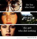 The Girl Who did nothing