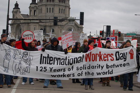 InternationalWorkers'Day