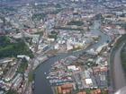Having fun over Bristol, World Capital of Hot Air Ballooning. How many of these items can you spot?