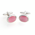 Buy-online-Pink-cufflinks-for-men-zodiac-products
