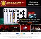 Ace3 Rummy Game