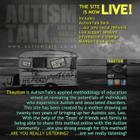 AutismTalk website launch