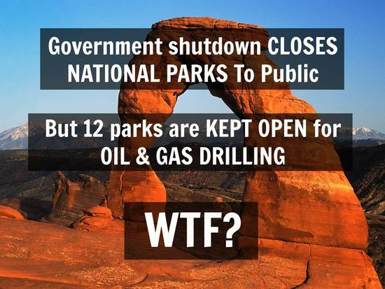 NationalParkclosures