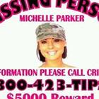michelle parker missing from orlando,florida