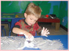 We involve kids with the activities which they like the most