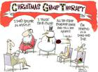xmas therapy group
