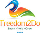 Freedom2Do logo