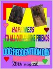 Dog Recognition Day
