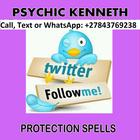 Contact Psychic Healer Kenneth, Call / WhatsApp: +27843769238