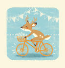 bicycledeer