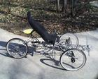 Side view of Chaco trike