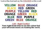 Colours of the Mind