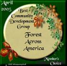 Forest Across Amerca_ Award_ April 2005.jpg