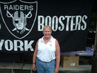 Me at the 2005 Raiders Boosters of York family picnic