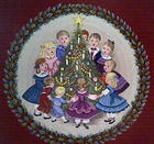 Childrens Tree Rug by Victoria
