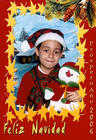 Sammy's 2005 Christmas picture