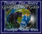 Guardian of Gaia with Exmaple Tag