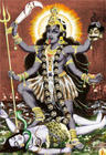 Fierce and True, Great Goddess Kali