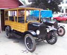 1917 FORD WOODY
