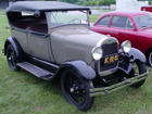 1928 FORD MODEL A PO