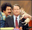 Gore on Saturday Night Live>