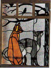 Stain Glass Cats!