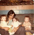Dad me(the baby)and shane &shawn