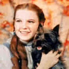 A young Judy Garland.. and friend!