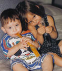 My babies when younger