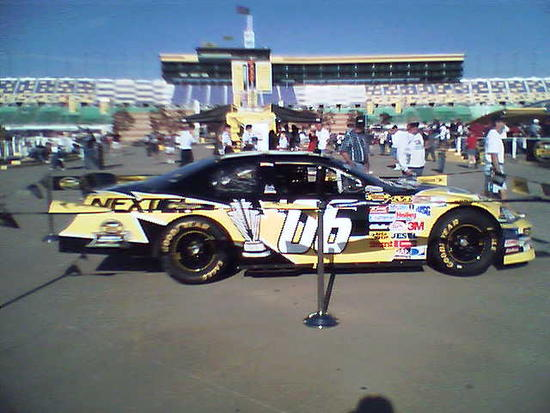 Nextel Cup Race car