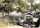 My funky Austin, Texas home - back