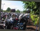 One Picture of the bike parking lot