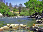 Kern River & Hot Springs