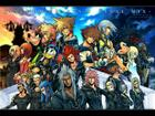 All KH2 caracters
