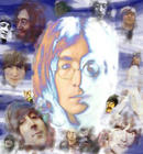 John Lennon - collage