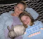 Me , Kristen and Bunny