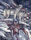 American wolves