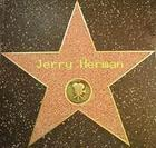 "Jerry Herman' s ""Walk of Fame"" star!"
